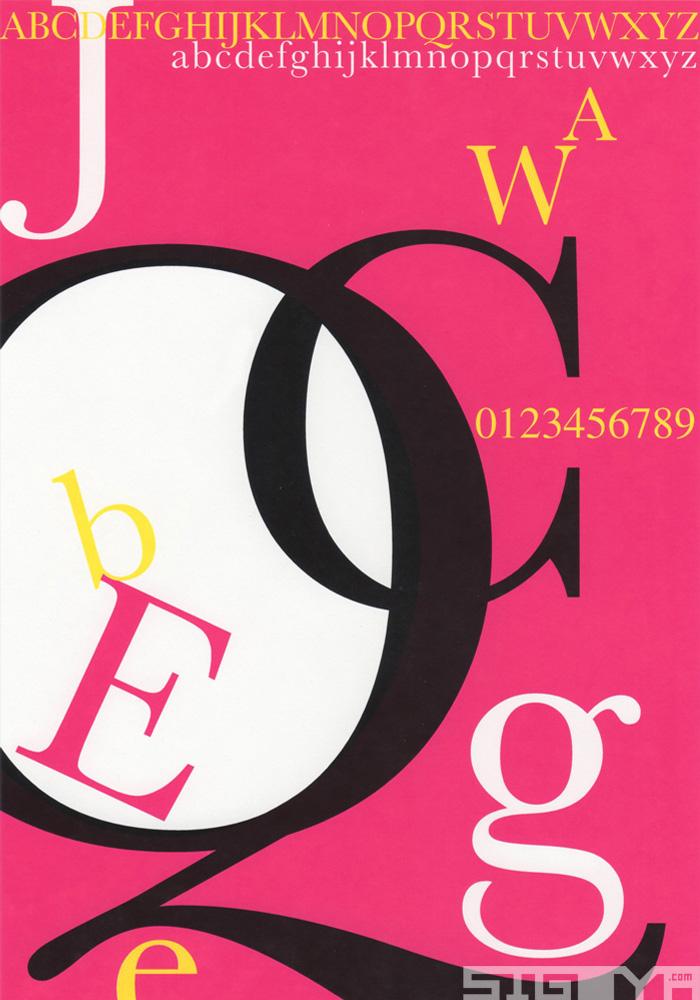 Design the baskerville poster sigoya Baskerville