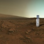 Thumbnail image for Running Water Found on Mars!